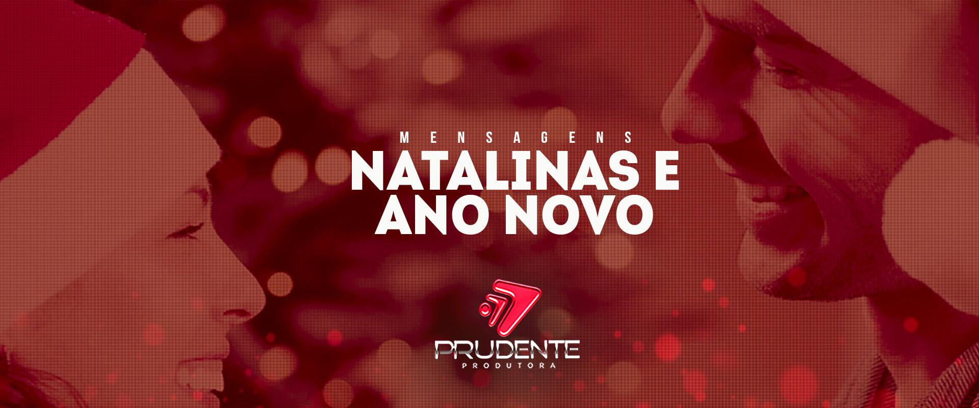 Mensagens Natalinas e Ano Novo